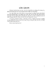 Một số biện pháp về thanh toán điện tử tại công ty TNHH máy tính Phong Vũ