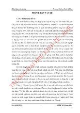 Đề tài Kế toán chi phí sản xuất và tính giá thành sản phẩm tại công ty cổ phần gạch Tuynen Huế
