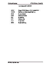 Đề tài Kiểm toán khoản mục giá vốn hàng bán trong kiểm toán báo Báo cáo tài chính do Công ty kiểm toán và tư vấn thuế A. TAX thực hiện đối với khách hàng XYZ