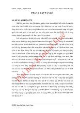Đề tài Thực trạng và giải pháp phát triển tín dụng SMES tại chi nhánh NHNO & PTNT tỉnh Quảng Trị