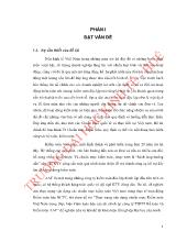 Đề tài Thực trạng vận dụng chuẩn mực Kiểm toán Việt Nam trong thực hiện kiểm toán Báo cáo tài chính tại công ty TNHH Kế toán và Kiểm toán AAC