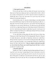 Tóm tắt Luận văn Nâng cao năng lực cạnh tranh trong lĩnh vực thẻ tại Ngân hàng Thương mại cổ phần Ngoại thương Việt Nam